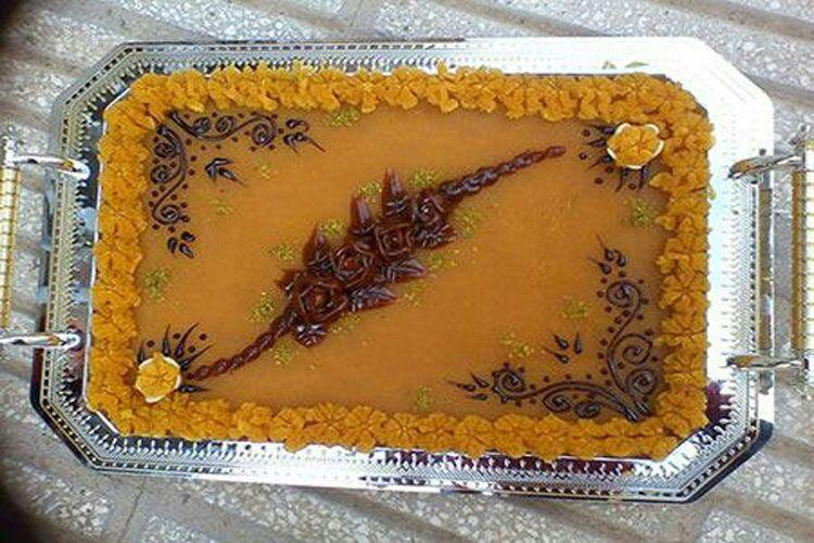 حلوا خارک شیراز