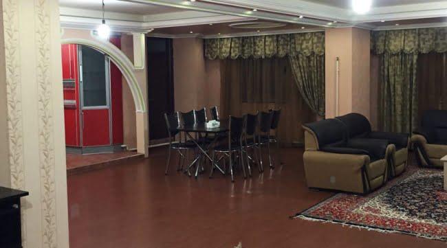 هتل آپارتمان رشدیه تبریز