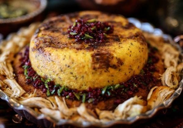 خانه مسافر روزهای طلائی کرمان