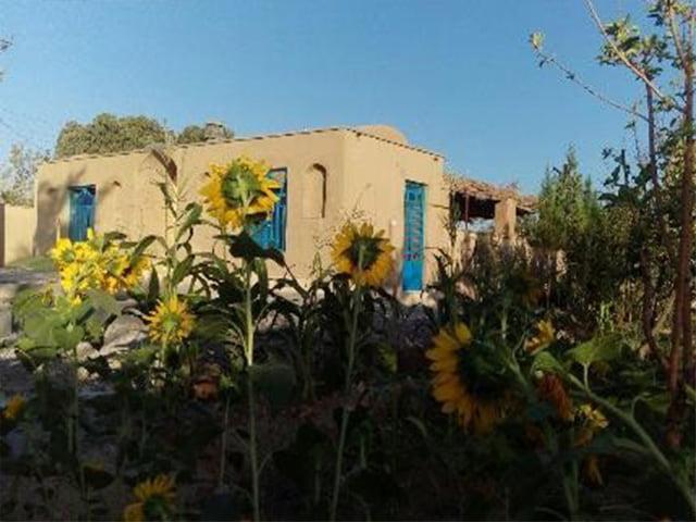 اقامتگاه بوم گردی ریواس شهر بابک