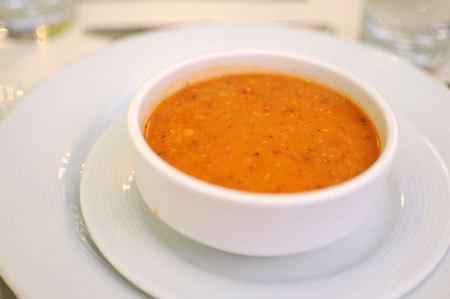 سوپ بلغور ارومیه