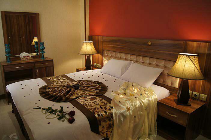هتل سیمرغ فیروزه مشهد  هتل سیمرغ فیروزه مشهد
