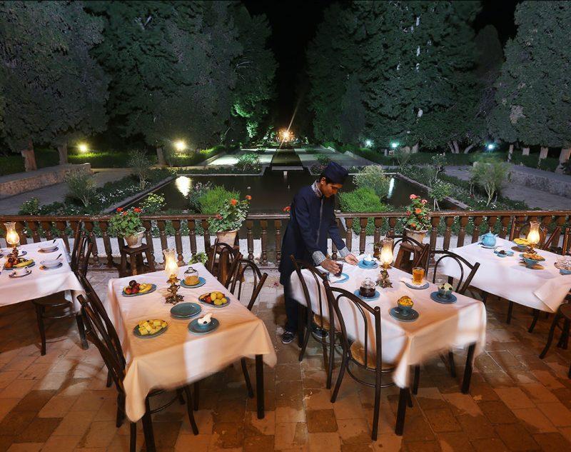 مهمانسرا باغ شاهزاده ماهان
