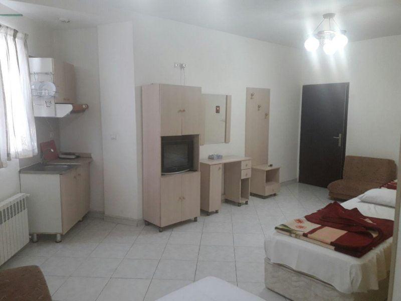 هتل آپارتمان شمس العماره مشهد