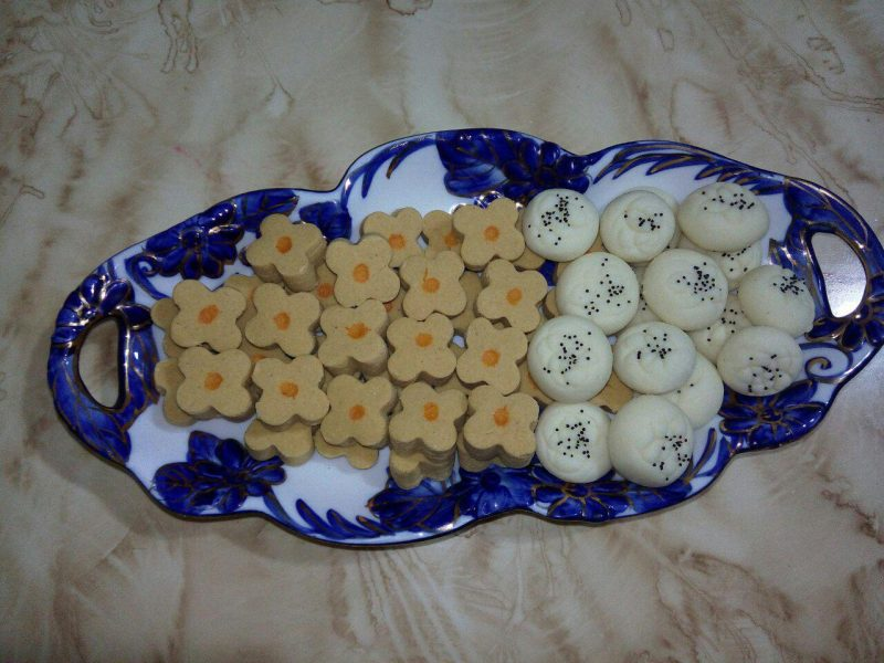 شیرینی آبدندون مازندران
