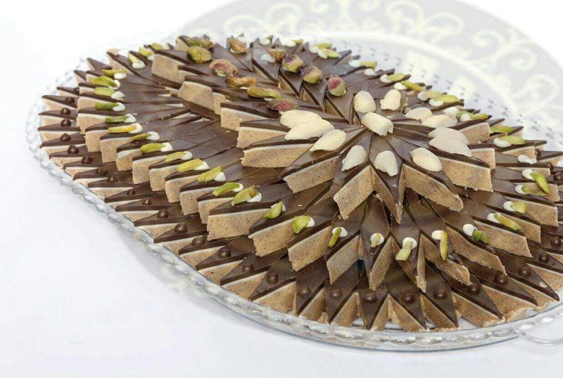 شیرینی برشتوک اصفهان