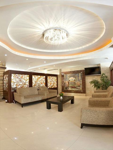 هتل صابر مشهد  هتل صابر مشهد