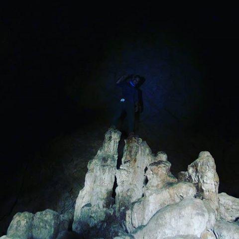 غار پری یاغی