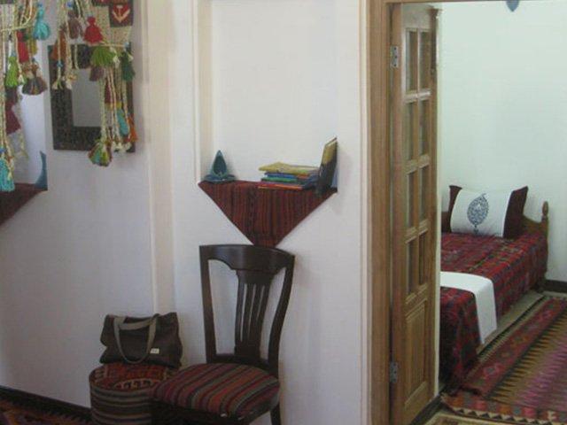 هتل سنتی متولی باشی ماهان