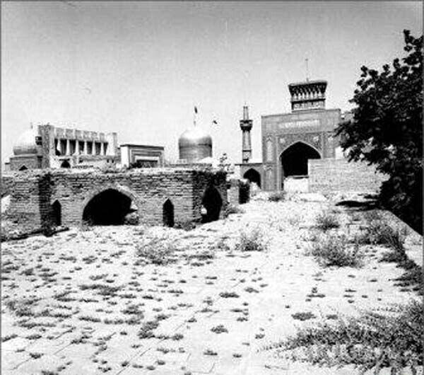 مدرسه خیراتخان مشهد