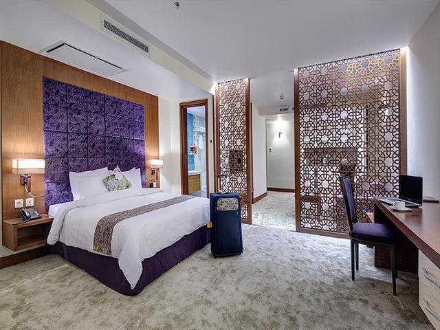نگین پاسارگاد هتل نگین پاسارگاد مشهد