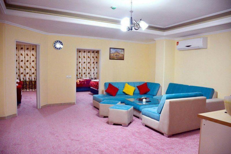 هتل صائب تبریز