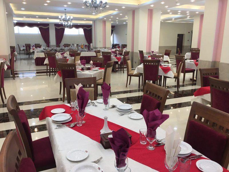 هتل پارسیس مشهد