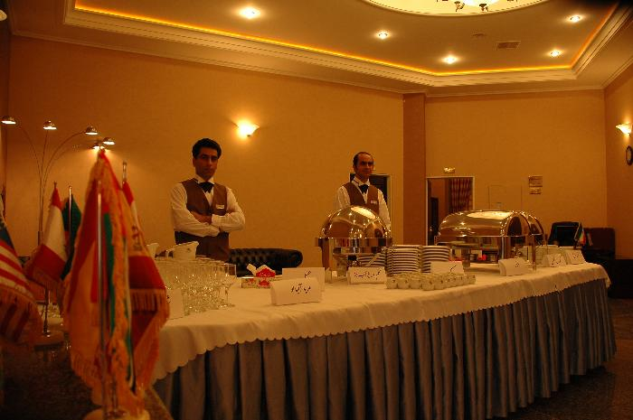 هتل بزرگ پارامیدا شاهرود