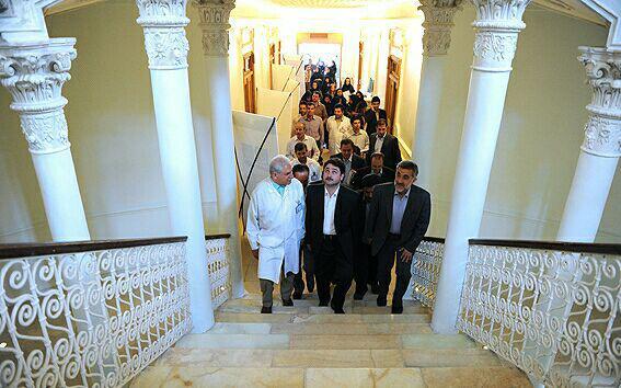 کاخ مظفری تهران کاخ مظفری تهران