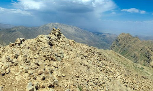کوه رنج