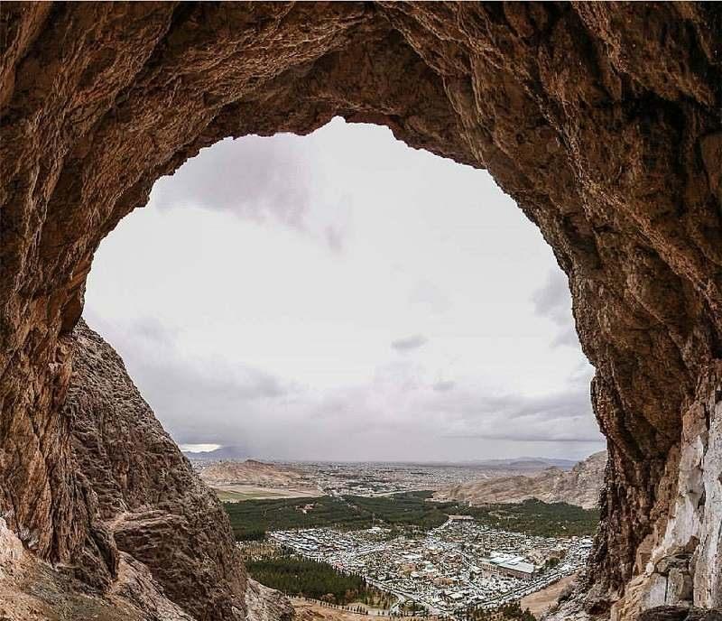 کوه شیوشگان کرمان