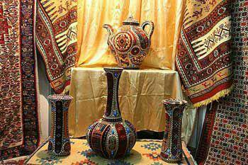 گلیم بافی شیراز