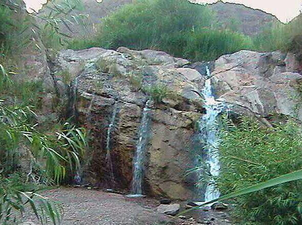 آبشار کندر کرج