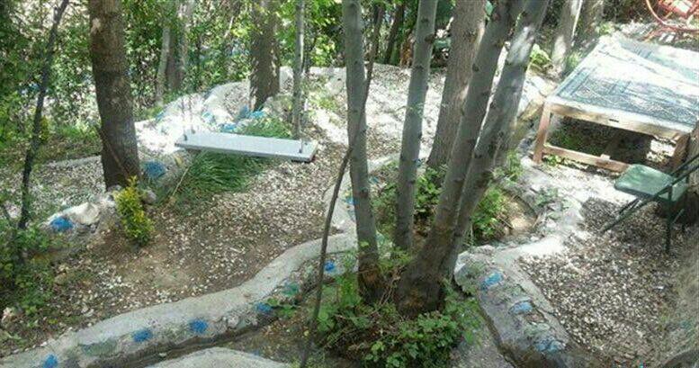 اقامتگاه بومگردی باغ گلچهران بروجرد