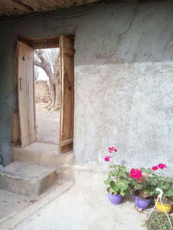 اقامتگاه بومگردی قلعه امیرخان