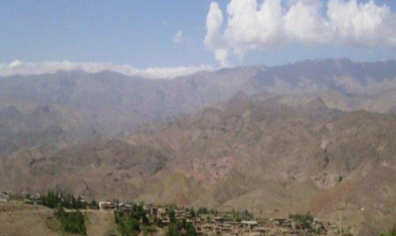 روستای بادمجین قزوین