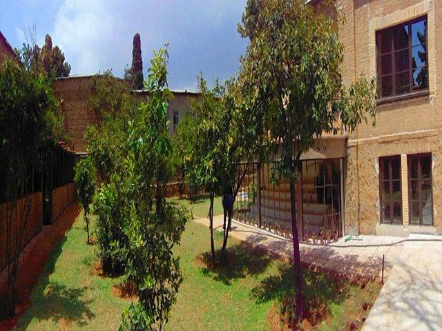 اقامتگاه بوم گردی خانه باغ ایرانی شیراز