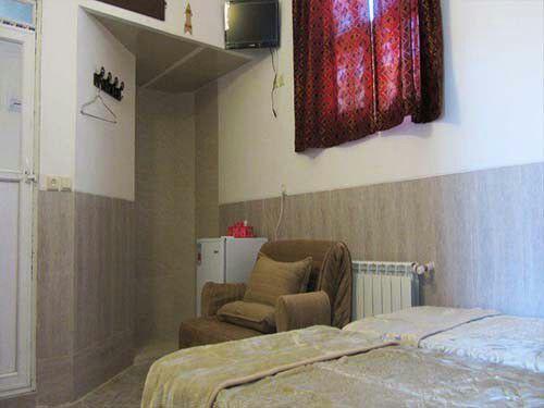 اقامتگاه سنتی جنگل یزد