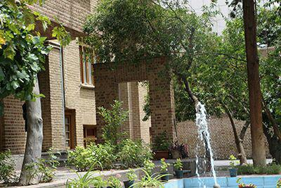 خانه موزه دکتر معین تهران