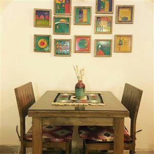 اقامتگاه بوم گردی خانه هنر یزد