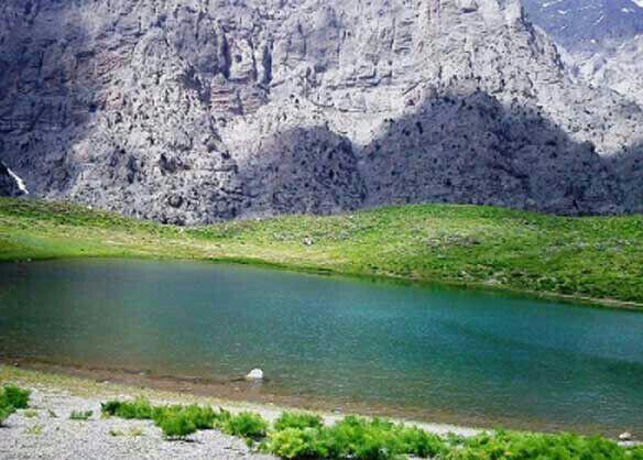 دریاچه برم سبز
