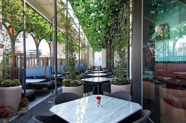 رستوران بومی تهران
