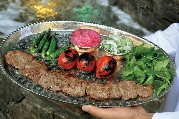 رستوران سلطانی تهران