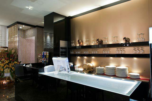 رستوران مانترا تهران