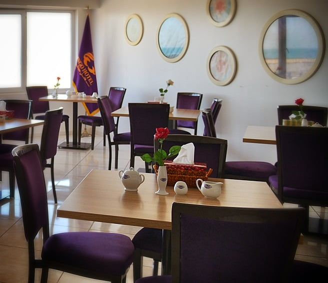 رستوران دریا هتل سینگو قشم