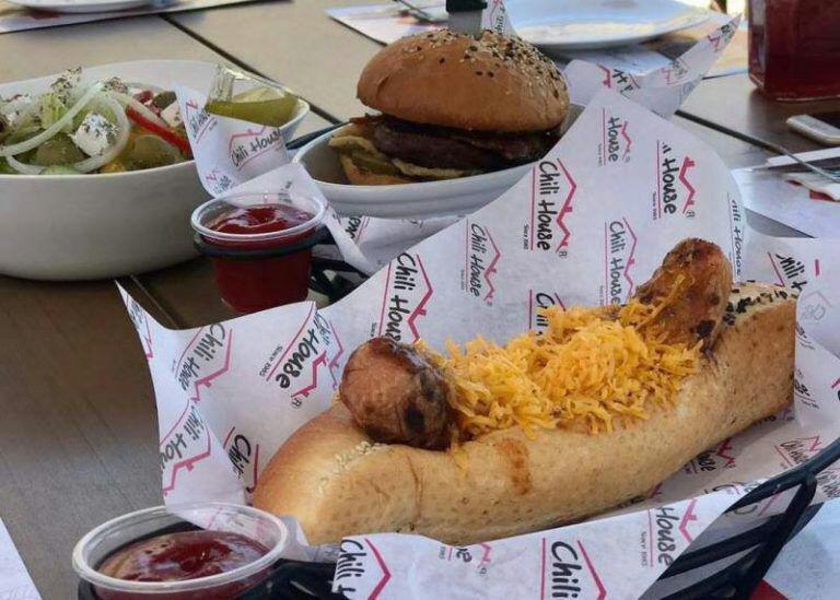 رستوران چیلی هاووس تهران