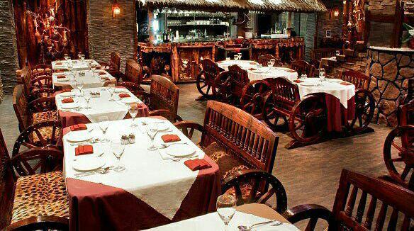 رستوران کارینا تهران