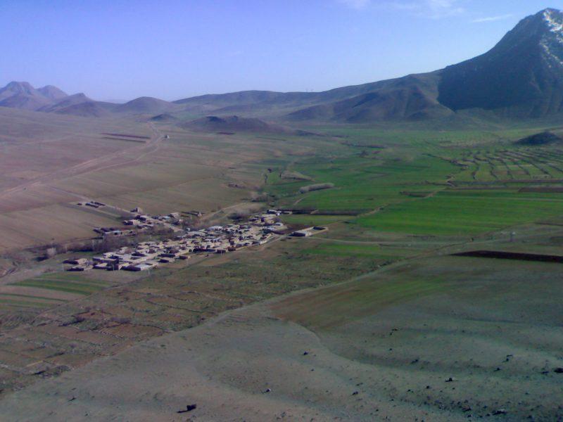 روستای آب باریک