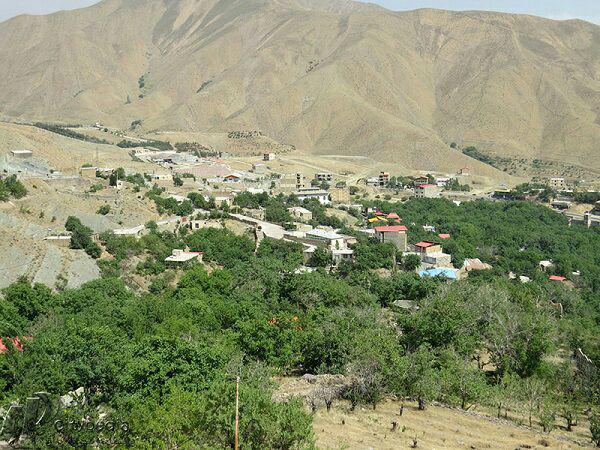 روستای آتشگاه کرج
