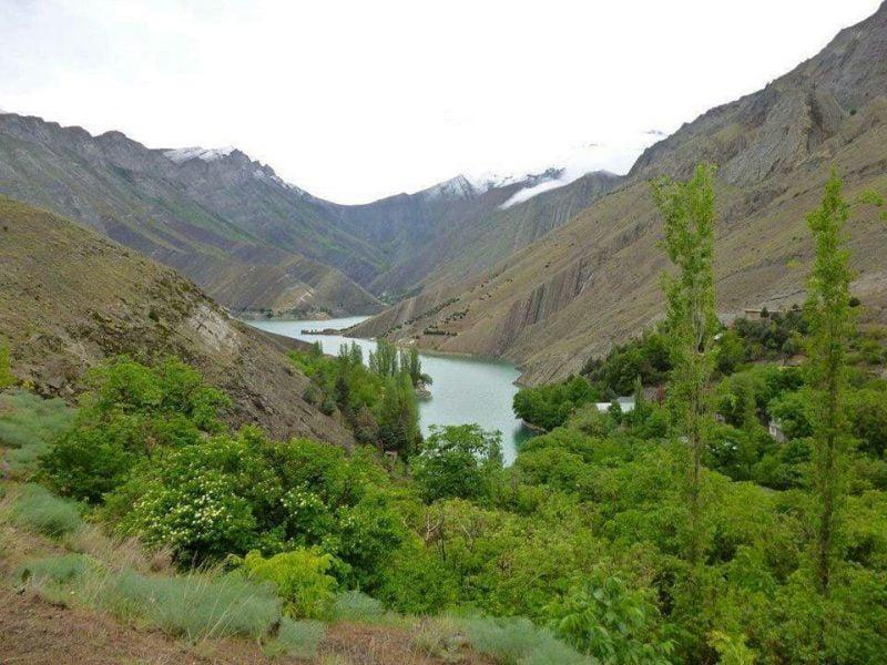 روستای واریان کرج