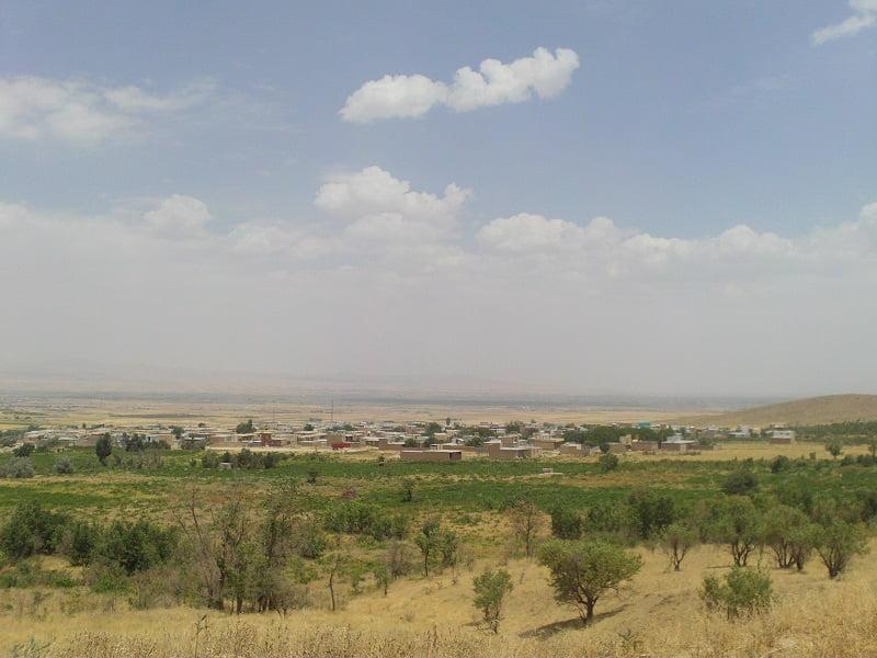 روستای زاغه