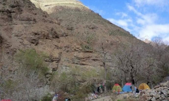 روستای سنگان علیا قزوین