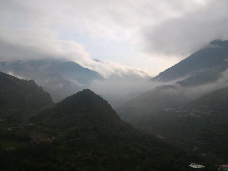 روستای سنگان سفلی