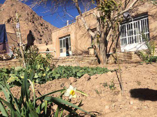 عمه رباب  اقامتگاه بوم گردی عمه رباب میبد