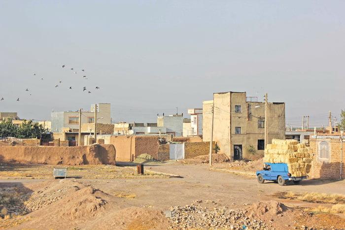 روستای فارسیان قزوین