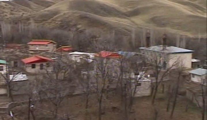روستای قدیم آباد