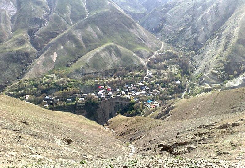 روستای نشترود