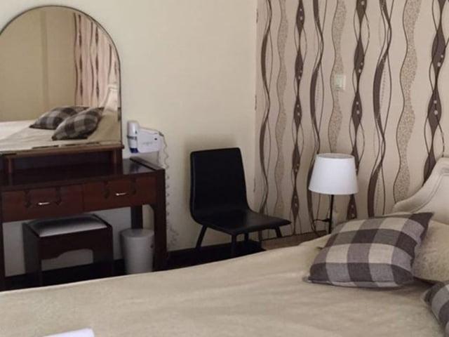 هتل آپارتمان پلاس قشم