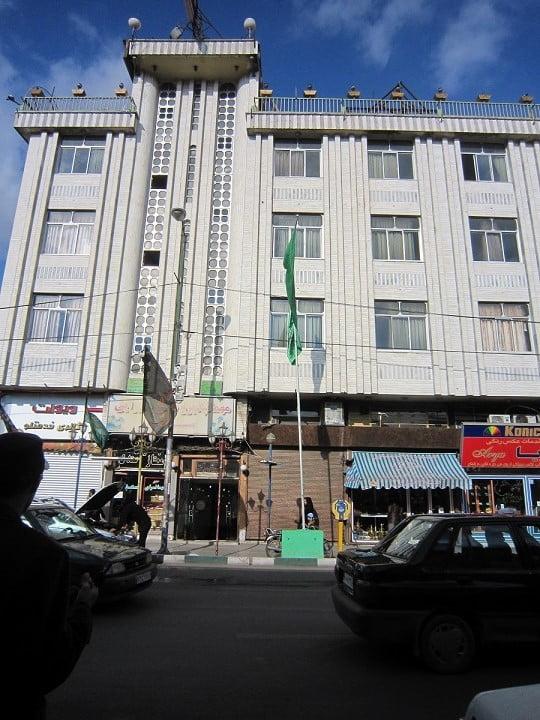 هتل سنتی سعدی