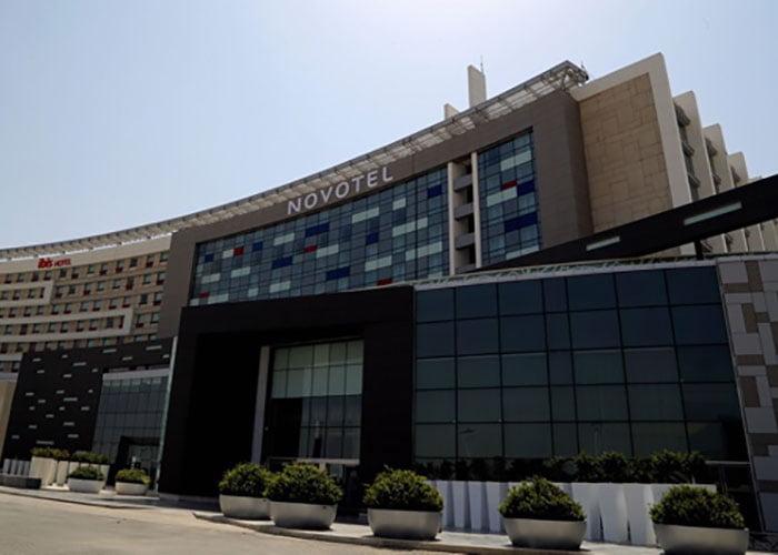 -نووتل-تهران1 بهترین هتل های 5 ستاره و معروف تهران را می شناسید ؟